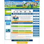 Hybrid Revenue Sharing PTC Cycler Script Theme 2