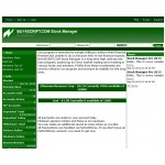Stock Manager Script