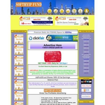 Ultimate Revenue Sharing-HYIP Pro Script Yellow Theme