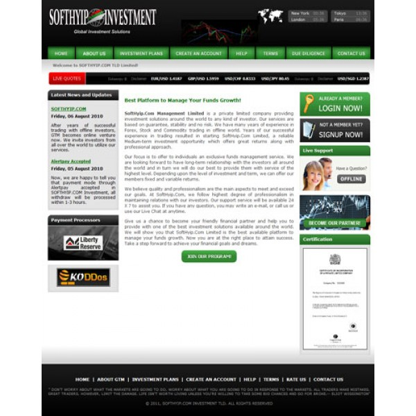 GC Professional Template 4